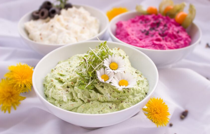 Vegetarian spread