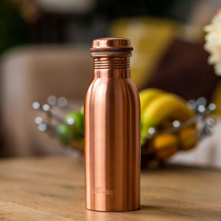Embrace the goodness of Copper Water for your Health and Life!